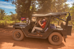 1 jeep anette side dirt road